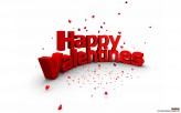 Love Happy Valentines