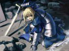 Fate - Stay Night - Saber…